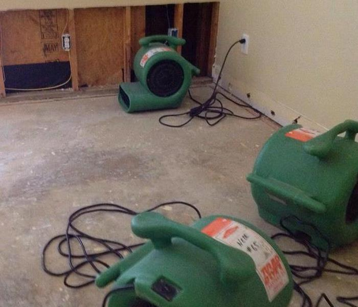 Water Damage Can Be Deceptive